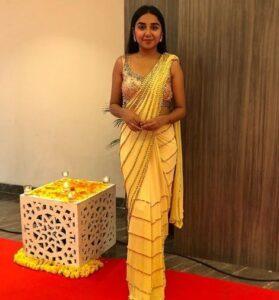 Prajakta Koli Body Measurements, Height, & Weight: