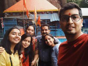 Prajakta Koli Family: