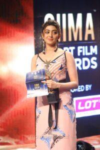 Actress Pranitha Awards