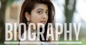Pranitha Subhash's Biography