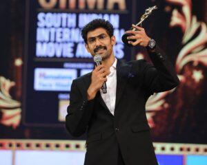 Rana Daggubati's Awards