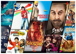 Ranbir Kapoor's Filmography