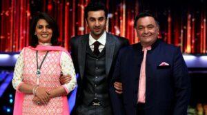 Ranbir Kapoor's Parents
