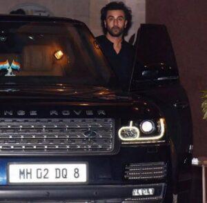 Ranbir Kapoor's Car Collection