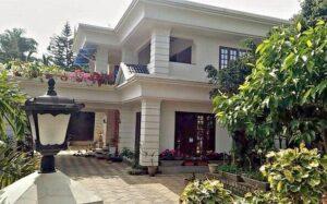 Rashmika Mandanna's House/Living: