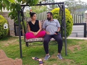 Rashmika Mandanna's Father :-Madan Mandanna