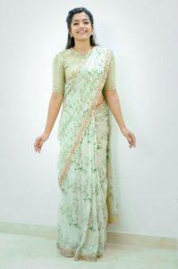 Rashmika Mandanna's Body Measurements, Height, & Weight: