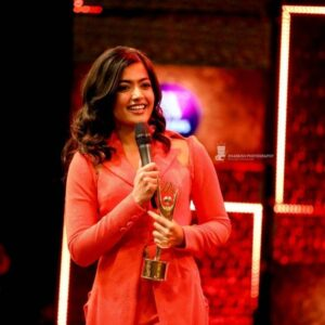 Rashmika Mandanna's Awards and Achievements: