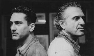 Robert De Niro's father