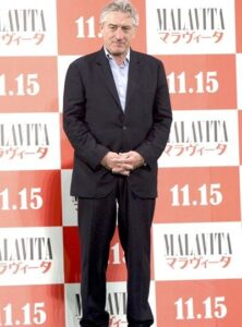 Robert De Niro's Body Measurements, Height, & Weight: