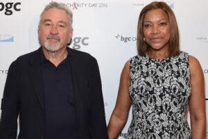 Robert De Niro's wife