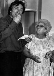 Robert De Niro's Mother