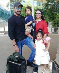 S. Sreesanth's Family: