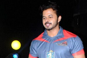 Know more about S. Sreesanth: