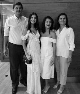 Tara Sutaria' s Family: