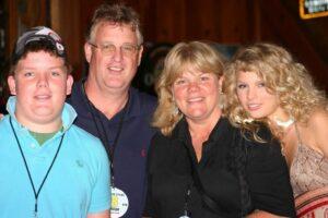 Taylor Swift's Family
