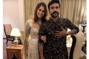 Upasana Kamineni's Husband :- Ram Charan (m. 2012)