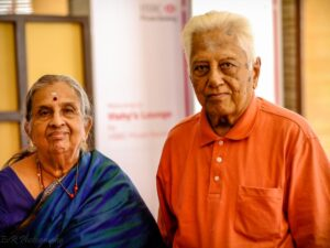 Viswanathan Anand's Parents