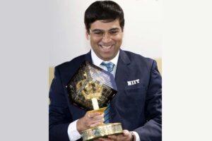 Viswanathan Anand's Awards