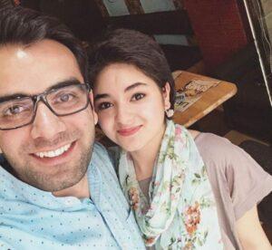 Zaira Wasim's Brother (s) :-Zoraiz Wasim