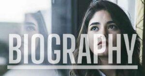 Zaira Wasim's Biography