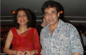 Deepak Tijoris Wife