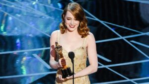 emma stone awards