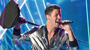 Nick Jonas While Singing
