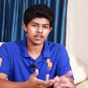 Actor Vijay's Son
