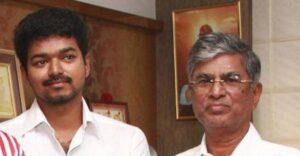 Actor Vijay's Father