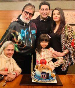Aishwarya Rai's Family