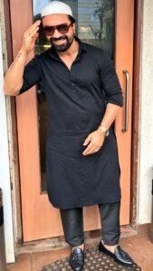 Ajaz Khan's Height