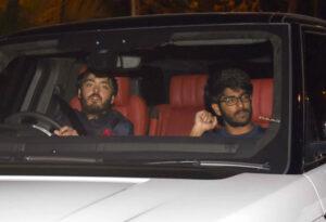 Anant Ambani's car
