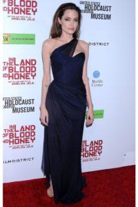 Angelina Jolie's Height