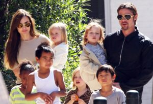 Angelina Jolie's Family