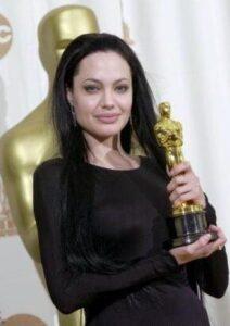 Angelina Jolie's Awards