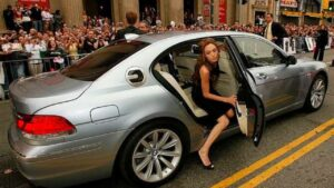 Angelina Jolie's Car