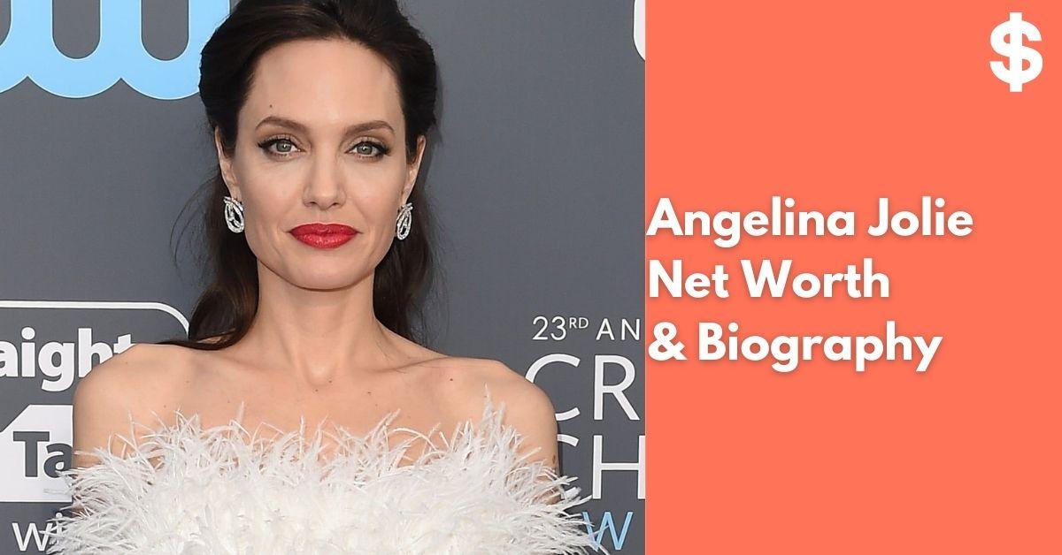 Angelina Jolie Net Worth | Income, Salary, Property | Biography