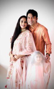 Chandan Prabhakar's Wife
