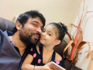 Chandan Prabhakar's Daughter