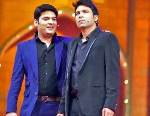 Chandan Prabhakar With Kapil Sharma
