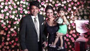 Chandan Prabhakar's Family