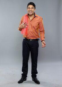 Chandan Prabhakar's Height Measurements