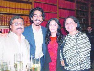 Dev Patel's Family