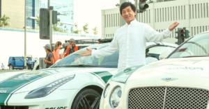 Jackie Chan's Cars
