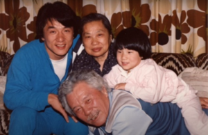 Jackie Chan's Family