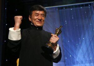 Jackie Chan's Awards