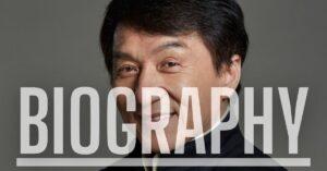 Jackie Chan's Bio