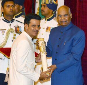 Manoj Bajpayee Award