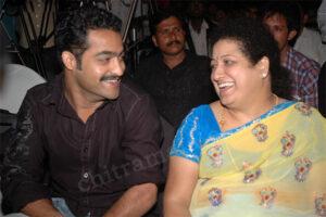 N. T. Rama Rao, Jr NTR Mother